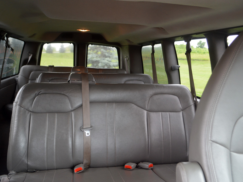 transportation van interior transportation mn