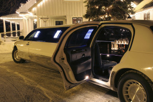 work holiday party limo transportation service mn